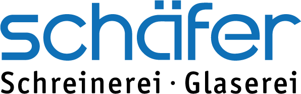 Schreinerei – Glaserei Logo